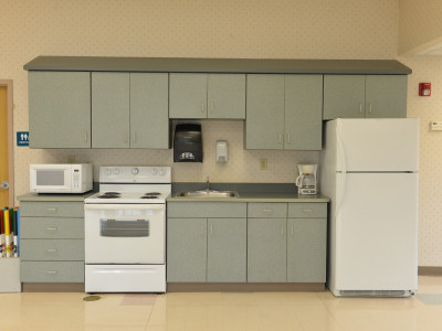 Occupational Therapy Kitchen